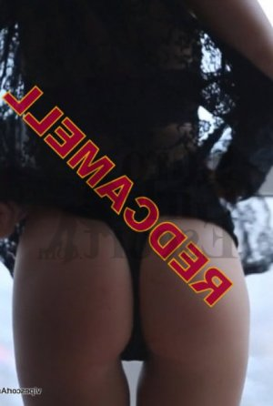 Anne-blandine call girl in Mahomet & nuru massage