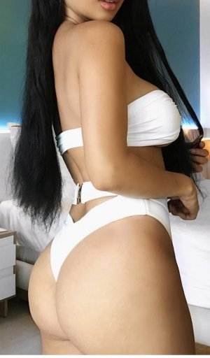 Melysse nuru massage in Mokena IL, escort