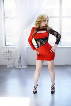 Nathaline happy ending massage & escort girls