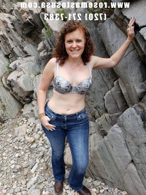 Macarena nuru massage in Big Lake, call girl